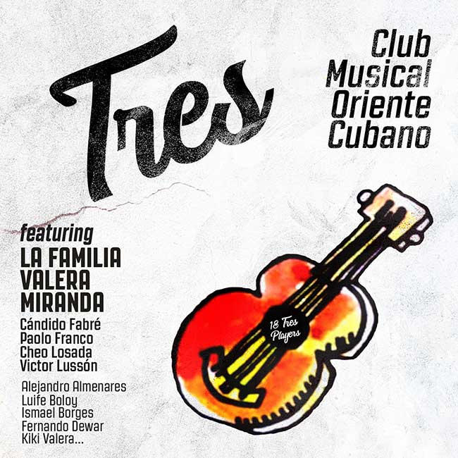 Tres - Cover